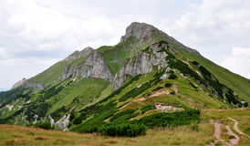 Belianske Tatra Mountains, Slovakia, Europe Royalty Free Stock Photo