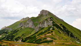 Belianske Tatras, mountains,Slovakia,Europe Stock Image