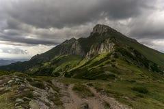 Belianske Tatry Словакия Стоковые Фото