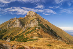 Belianske Tatry Fotografia Royalty Free