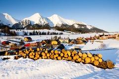 Belianske Tatry, Slovakia Royalty Free Stock Image
