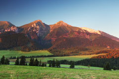 Belianske Tatry Stock Photos