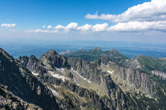 Belianske Tatry Stock Images