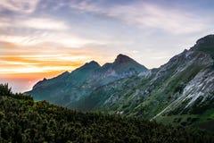 Belianskie Tatras Immagine Stock Libera da Diritti