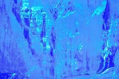 Belichtetes Eis Lizenzfreie Stockbilder