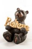 Believe bear Stock Photos