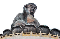 Believe in my religion. Believe in my buddhism religion Royalty Free Stock Photography
