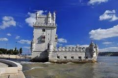 belim portugal Royaltyfria Foton