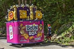 Belin Box Car foto de stock