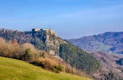 Belin Fort dans Salins-les-Bains Photographie stock