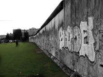 Belin vägg Arkivfoton