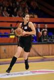 Belinda Snell - basket Royaltyfria Bilder