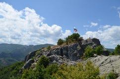 Belintash berg Royaltyfri Bild