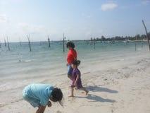 Belitong-Insel lizenzfreies stockbild