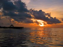 Belize2 Fotografie Stock Libere da Diritti