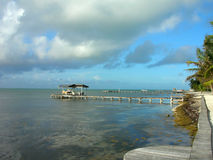 Belize central america. Scenic image of belize central america Royalty Free Stock Photography