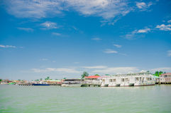 Belize city Royalty Free Stock Image