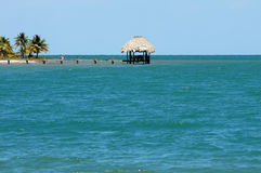 Free Belize, Peninsula Placencia Royalty Free Stock Photography - 18604527