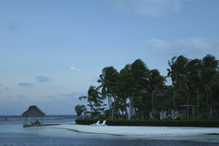 Belize Resort 2 Royalty Free Stock Photos