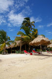 Belize resort Royalty Free Stock Photo