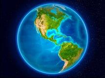 Belize su terra Immagine Stock Libera da Diritti