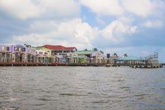 Belize wody taxi Zdjęcie Stock