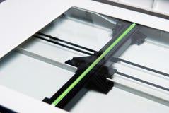 belkowatego laseru skanerowanie Obraz Stock