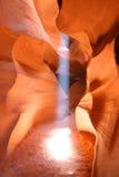 belkowaty światło Zdjęcie Stock