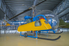 Bell 47 d-1 Royalty Free Stock Images