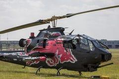 Bell AH-1 kobra Zdjęcia Stock