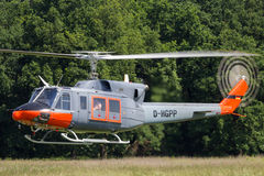 Bell 212 Ahlen Photographie stock