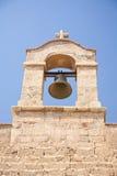 Bell al castello di Almeria Immagini Stock Libere da Diritti