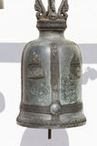 Bell ancient on the way of the Golden mount temple, in Bangkok, Stock Photos