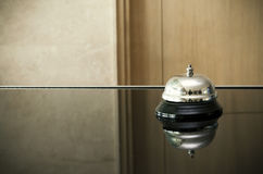 Free Bell At Reception Royalty Free Stock Image - 79450996