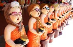 Bell au temple en Thaïlande Image stock