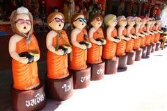 Bell au temple en Thaïlande Photographie stock libre de droits