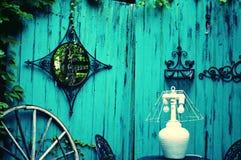 Bell azul Imagen de archivo libre de regalías