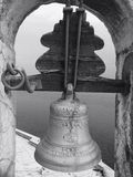 Bell. Beautiful monastery bell Royalty Free Stock Photography