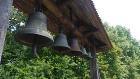 Bell. Beautiful pictures taken in Ukraine stock photography
