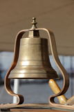 Bell behind rudder Stock Images
