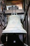 Bell in Black tower Černá věž in České Budějovice, South Bohemia. Czech republic royalty free stock photo