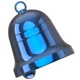 Bell bleue Photographie stock libre de droits