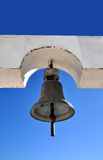 Bell and blue sky Stock Photography