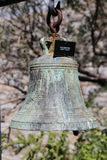 Bell in Bodrum Castle, Turkey Royalty Free Stock Images