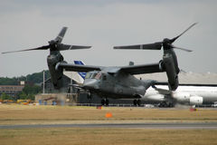Bell Boeing V-22 Osprey Stock Photography