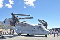 Bell-Boeing V-22 Osprey stock photography