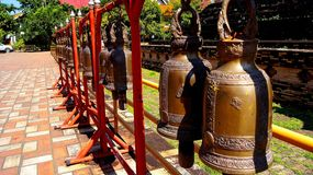 Bell Buddha Lizenzfreie Stockfotos
