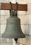 Bell By The Entrance To The Orthodox Church Stock Photography