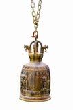 Bell - campana d'attaccatura di buddismo Fotografia Stock Libera da Diritti