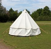 Bell Camping Tent. Stock Images